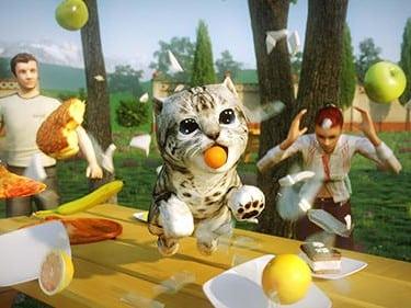 Cat simulator: Kitty craft!
