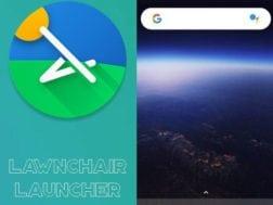 Aplikace Lawnchair launcher