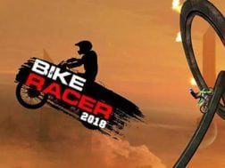 Hra Bike Racer 2018