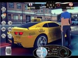 Hra Taxi: Revolution Sim 2019