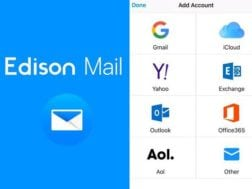 Aplikace Email - Fast & Secure mail
