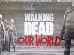 Hra The Walking Dead: Our World s AR prvky