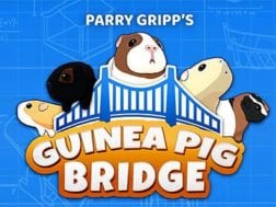 Hra Parry Gripp`s Guinea pig bridge!