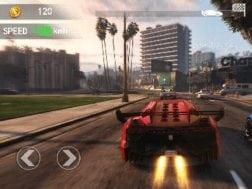 Hra Fast car driving