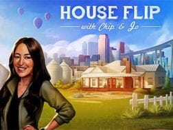 Hra House Flip with Chip and Jo