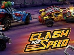 Hra Clash for Speed – Xtreme Combat Racing