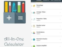 Aplikace All-In-One Calculator Free