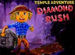 Hra Diamond rush: Temple adventure