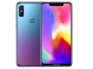 Motorola P30 oficiálně