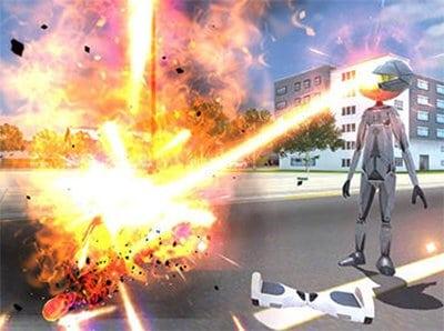 Amazing crime strange stickman: Rope vice Vegas android hra ke stažení