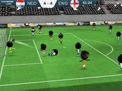 Hra Stickman Soccer 2018