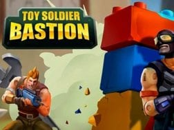 Hra Toy soldier bastion