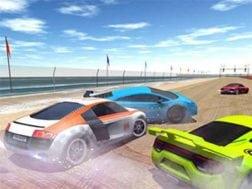 Hra Deltona beach racing