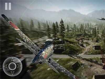 Hra Air combat: War thunder