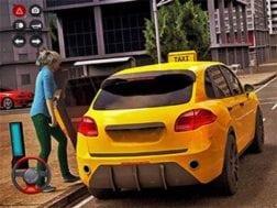Hra New York taxi driving sim 3D