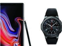 Samsung Galaxy Note 9 je již v prodeji