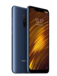 Xiaomi Pocophone F1 modrý