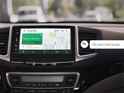 Android auto ke stažení na mobil
