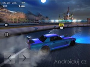 Android hra - Drift Max World