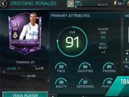 Aplikace FIFA Soccer