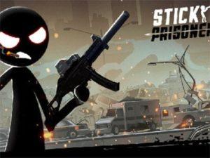 Stick prisoner rescue