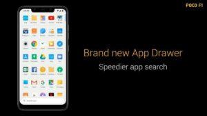 Xiaomi Pocophone F1 MIUI