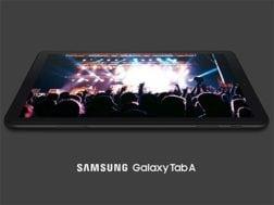 Nový tablet Samsung Galaxy Tab A 10.5 je spíše pro děti