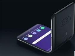 """Samsung si udělal ochranou známku """"The Future Unfolds"""" pravděpodobně Galaxy F."""