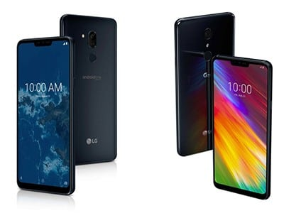 LG G7 One a LG G7 Fit