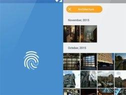 Aplikace Focus - Picture Gallery