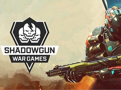 Android hra Shadowgun War Games