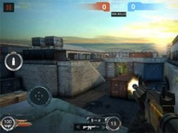 Hra Alone wars: Multiplayer FPS