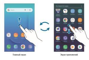 Aplikace na Android Go telefonu