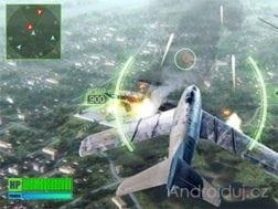 Hra Frontline warplanes