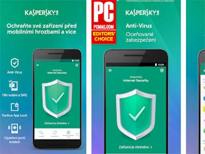 Kaspersky Antivirus ke stažení zdarma
