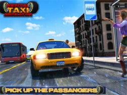 Hra Mental taxi simulator