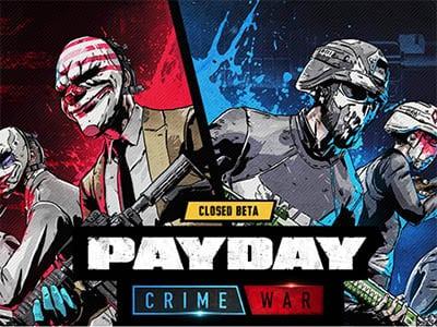 PayDay Crime War ke stažení v beta verzi