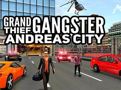 Grand Thief Gangster Andreas City