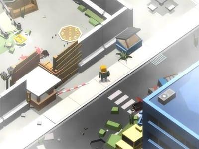 Android akční hra NearEscape