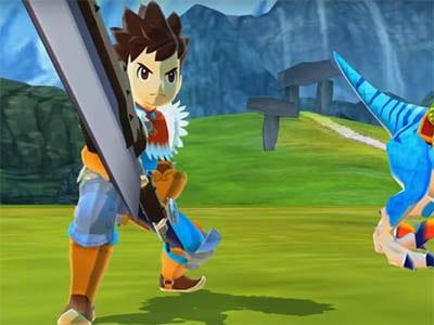 Hra Monster Hunter Stories ke stažení
