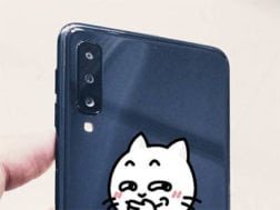 Samsung Galaxy A7 2018 dorazí se třemi senzory na zadní straně
