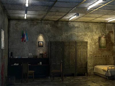 Android logická hra Escape game:prison adventure