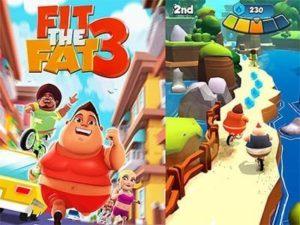 Android hra ke stažení Fit the fat 3