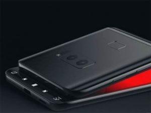 Samsung skládaný telefon v akci