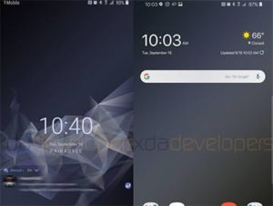 Android 9 Pie se Samsung Experience 10