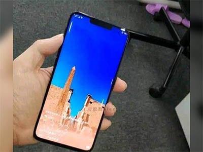 Huawei Mate 20 Pro Infinity displej