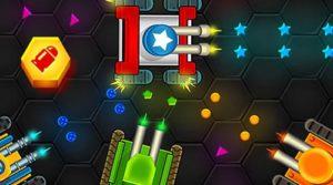 Android akční hra Battle.io
