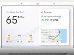 "Google bude mít vlastní chytrý reproduktor ""Home Hub"""