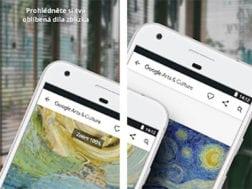 Aplikace Art Selfie od Google