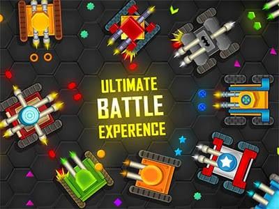Battle IO android hra ke stažení